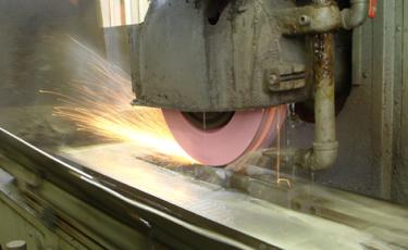 Tapai gear Surface grinding