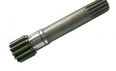 Tapai gear Gear shaft