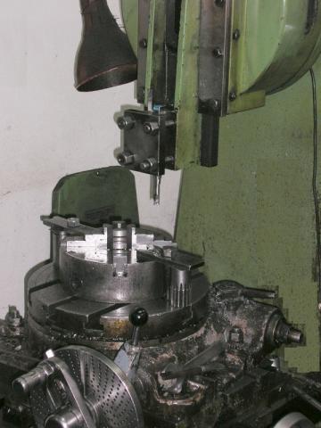 Tapai gear slotting