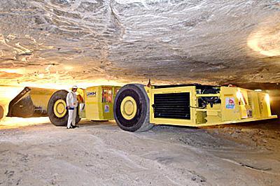 Tapai Gear oprema za rudnike i elektrane